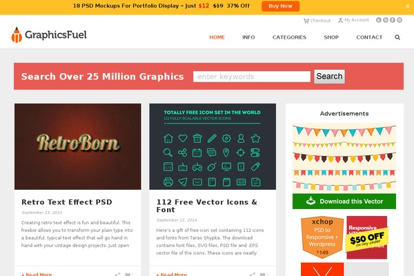 20 Best Websites To Download Free Psd Files