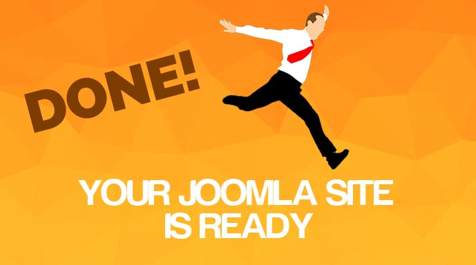 joomla-site-ready